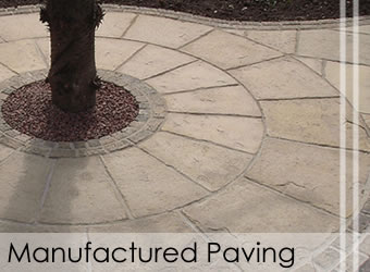 Manufactured Paving and Patio